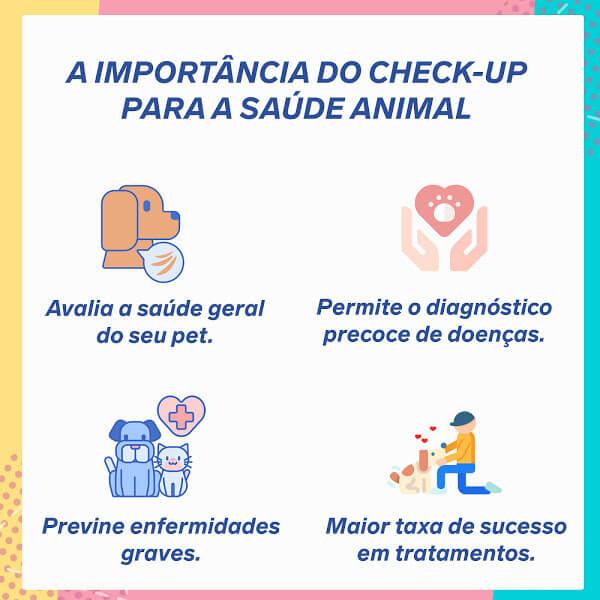 A importância do check-up para a saúde animal